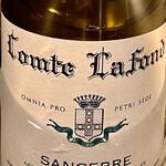 maru 3F - ワインは無難に知っているものをチョイス Comte Lafondです