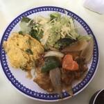 天遊 - 美味いバラ酢豚