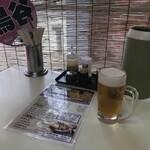 天遊 - ビールが美味い春の日