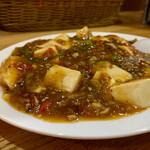 台湾料理 光春 - 麻婆豆腐