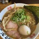 麺屋 庄太 - らぁ麺 煮玉子