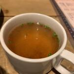 タントビーノ - コンソメスープ