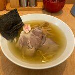 花丸 - 料理写真:あっさり塩(800円)