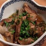 IZAKAYA混 - 黒毛和牛 スジ肉の煮込み