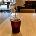 ミカフェート - アイスコーヒー510円