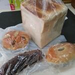 木村家パン店 - 料理写真: