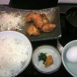 14996805 - 鳥カラ定食