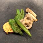 丸の内一丁目 しち十二候 - 焼き野菜