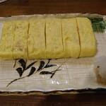 津軽海峡を渡って来た男 あきら - 可愛いスタッフの玉子焼き(540円)