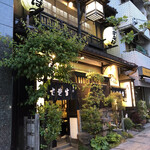 Kandamatsuya - 「淡路町駅」から徒歩約2分、オフィス街の一角
