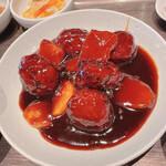sapporosaifuujin - 酢豚