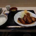 名古屋名物 みそかつ 矢場とん - 料理写真: