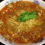 翠芳楼 - 担々麺@¥662