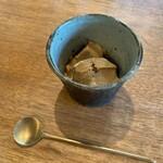 カルティベイト - コーヒーのパンナコッタ
