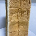 高級「生」食パン 乃が美 - レギュラー(2斤)サイズ 縦にした