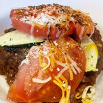 Kafefuramingo - 焼きキーマカレー