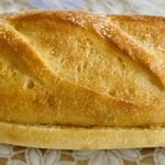 ベーカリー・ミイ - 「とうふクッペのピーナツバター」170円税込み