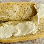 ベーカリー・ミイ - 「とうふクッペのクリームチーズ」170円税込みの中身!
