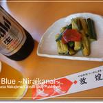 中国料理 敦煌 - きゅうり漬け