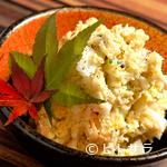 博多もつ鍋 幸 - 懐かしい味わいにホッとする『名物 ポテトサラダ』