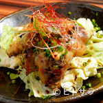 博多もつ鍋 幸 - 博多料理の定番『絶品 焼き豚足』を特製ダレで召し上がれ