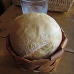 ナチュカフェ - パン