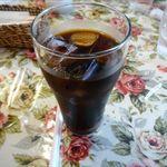 ぱんどら - アイスコーヒー