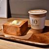 ディゾン - 料理写真:厚切りトーストセット@税込880円