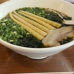 めぇ - 料理写真:太宰らぅめん