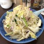 長崎菜館 - ちゃんぽん(上)