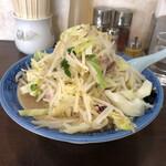 長崎菜館 - ちゃんぽん(横)