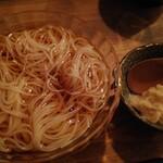 串場 酉宴 - 素麺