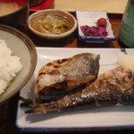 魚玉 - ニシン塩焼定食