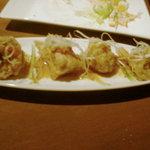 舶来屋黒船 - 魚のフライ 甘酢ソース