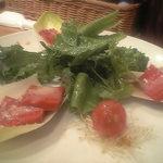 15505 - 赤こんにゃくのサラダ