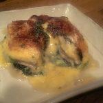 15506 - 牡蠣のグラタン
