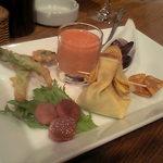 15511 - 野菜盛り合わせ