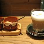 Cafe びすたーれぃ - ラテマキアート