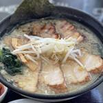 中島亭 - こくまろ醤油チャーシュー麺1090円