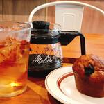 ブリュー パーラー 3615 - 紅茶とマフィン