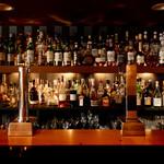 カフェバーファシル - ウイスキーは40種以上!!!BARだからこそ出せるクオリティの高いお酒をご提供いたします♪