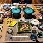 湯めぐりの宿 吉春 - 料理写真: