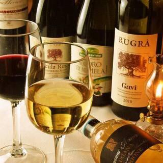 イタリア直送のこだわり無農薬・有機栽培ワイン