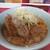 ラーメン二郎 - スープです