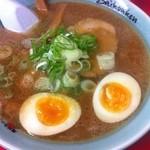 梅光軒 旭川本店 - 醤油拉麺