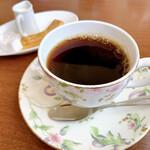ステーキバーマサ - コーヒー