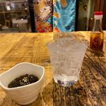 ナンクルナイサ きばいやんせー - シークワーサー酒ともずく酢