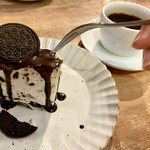 en cafe -