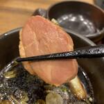 十割蕎麦 嵯峨谷 - 鴨肉
