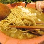 拉麺 成 - 麺